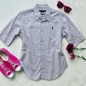🧡 Ralph Lauren Sport Super Slim Fit Shirt